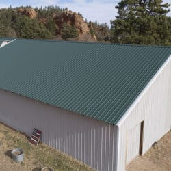 Largest Barn at Parry Park Ranch